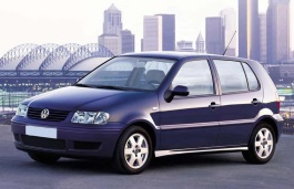 Volkswagen Polo Mk3 Facelift Hatchback