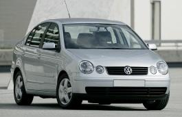 Volkswagen Polo Mk4 Limousine