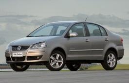 Volkswagen Polo Mk4 Facelift Limousine