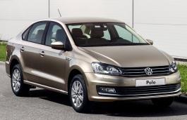Volkswagen Polo Mk5 Facelift Limousine