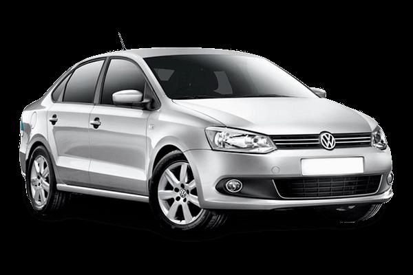 Volkswagen Polo Sedan Mk5 Saloon