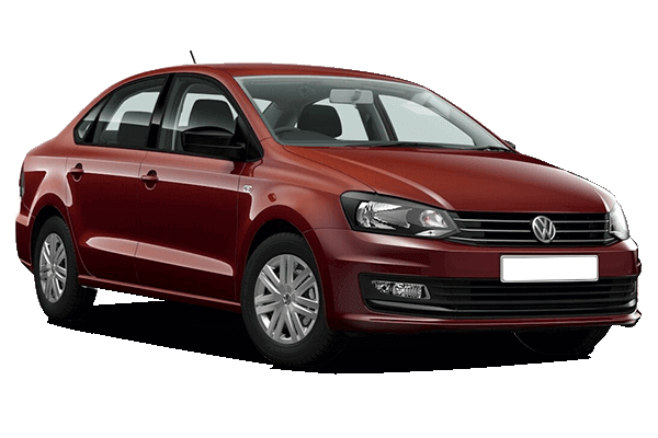 Volkswagen Polo Sedan Mk5 Restyling Saloon