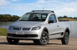 Volkswagen Saveiro V Pickup Single Cab