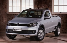 Volkswagen Saveiro VI Pickup Single Cab
