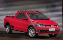 Volkswagen Saveiro VI Pickup Extended Cab