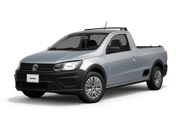 Volkswagen Saveiro VI Facelift Pickup Single Cab