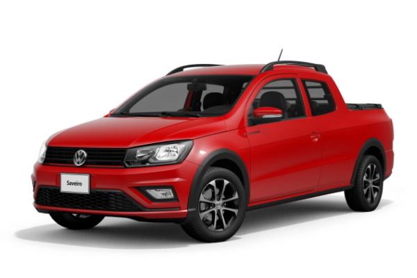 Volkswagen Saveiro VI Facelift Pickup Extended Cab