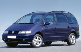 ícone de especificações de roda e pneus de Volkswagen Sharan