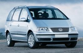 Volkswagen Sharan Mk1 Facelift MPV