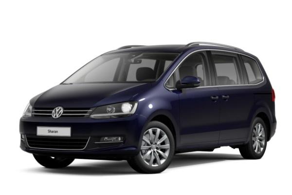 Volkswagen Sharan Mk2 MPV