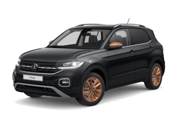 Icona per specifiche di ruote e pneumatici per Volkswagen T-Cross