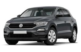 Volkswagen T-Roc Räder- und Reifenspezifikationensymbol