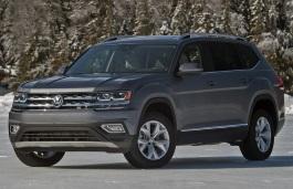 Volkswagen Teramont SUV