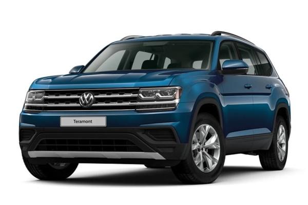 roues et icone de spécifications de pneus pour Volkswagen Teramont