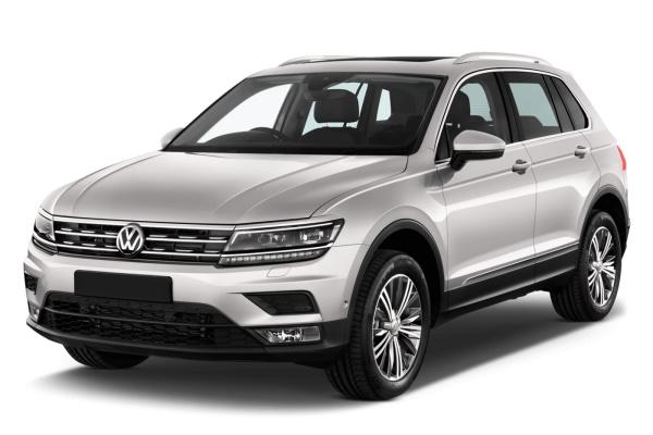 roues et icone de spécifications de pneus pour Volkswagen Tharu