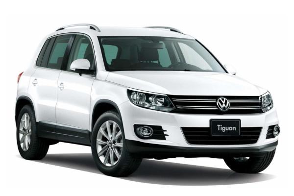 Volkswagen Tiguan I (5N) Facelift SUV