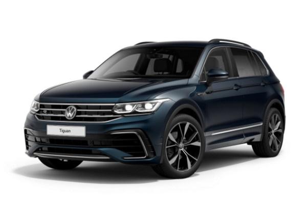 Volkswagen Tiguan II (AD/BW) Facelift SUV