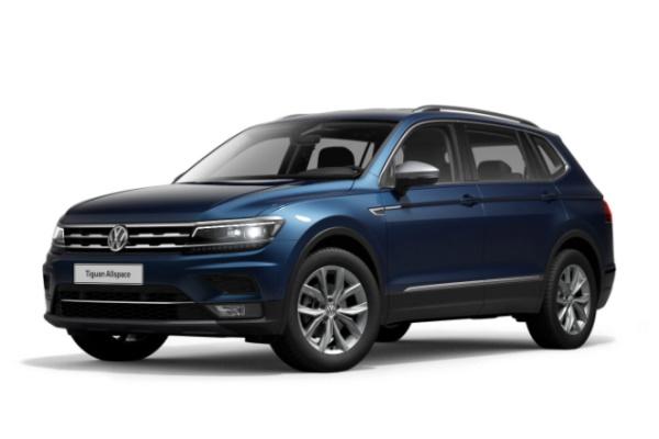 ícone de especificações de roda e pneus de Volkswagen Tiguan Allspace