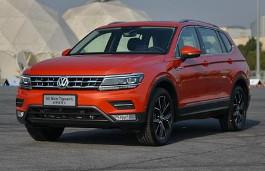Volkswagen Tiguan L SUV