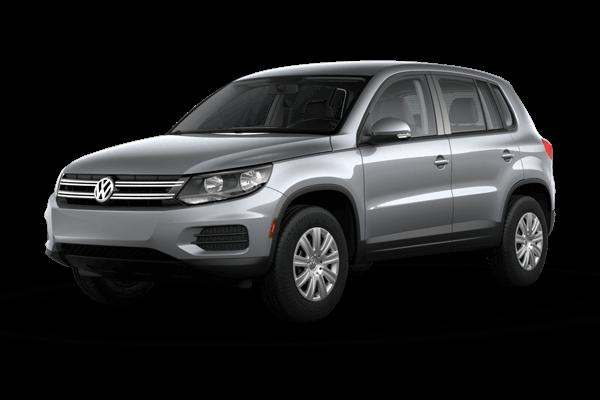 Volkswagen Tiguan Limited SUV