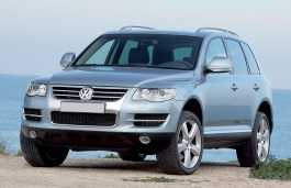 Volkswagen Touareg wheels and tires specs icon