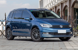 Volkswagen Touran L wheels and tires specs icon