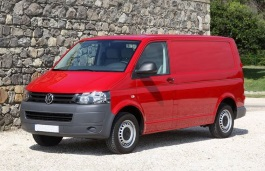 Volkswagen Transporter T5 Restyling Van