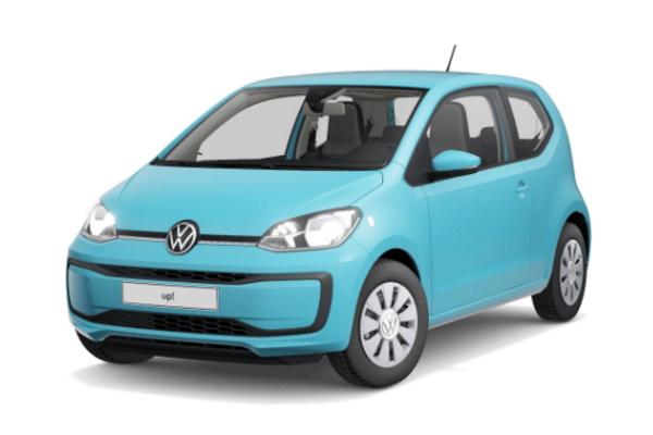 Icona per specifiche di ruote e pneumatici per Volkswagen Up!