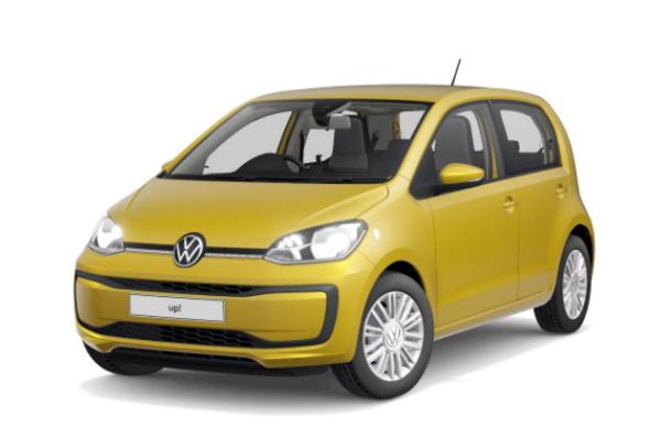 Volkswagen Up! Facelift Hatchback