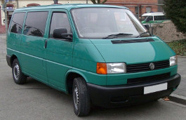 Volkswagen Vanagon wheels and tires specs icon