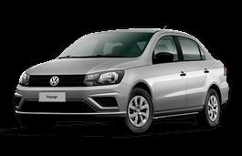 Volkswagen Voyage G8 Berline