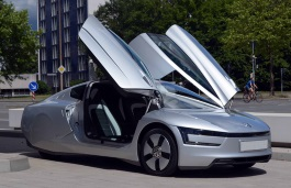 Volkswagen XL1 Coupe