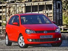 Volkswagen Polo Mk5 Hatchback