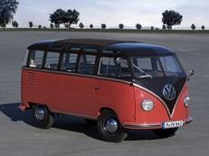 opony do Volkswagen Transporter T1 [1950 .. 1966] [EUDM] Bus, 2d