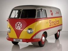 Автомобиль Volkswagen Transporter T1 EUDM, год выпуска 1950 - 1966