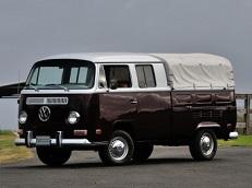 Автомобиль Volkswagen Transporter T2 EUDM, год выпуска 1967 - 1979