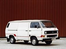 opony do Volkswagen Transporter T3 [1979 .. 1992] [EUDM] Van, 3d