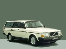 Volvo 240 II Estate