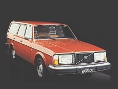 Volvo 260 I Estate