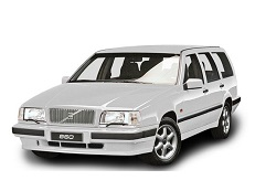 Volvo 850 wheels and tires specs icon
