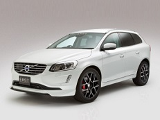Volvo XC60 wheels and tires specs icon