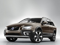 Volvo XC70 wheels and tires specs icon