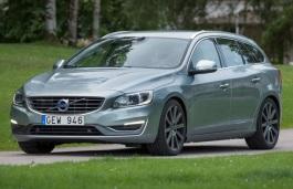 Volvo V60 I Restyling Estate