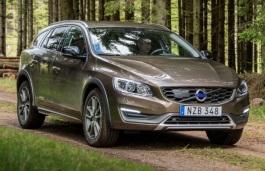 Volvo V60 Cross Country I Estate