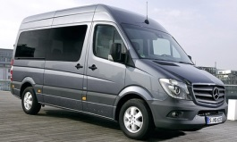 Mercedes-Benz Sprinter II (W906) Facelift Van