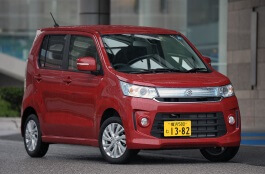 Suzuki Wagon R Stingray V Facelift Hatchback