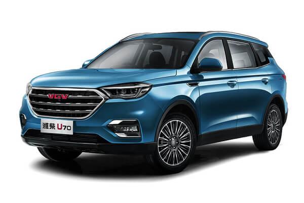 Weichai U70 SUV