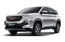 Wuling Almaz wheels and tires specs icon