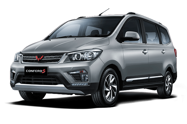 Wuling Confero S wheels and tires specs icon