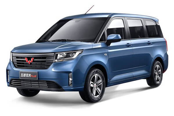 Wuling Hongguang Plus wheels and tires specs icon